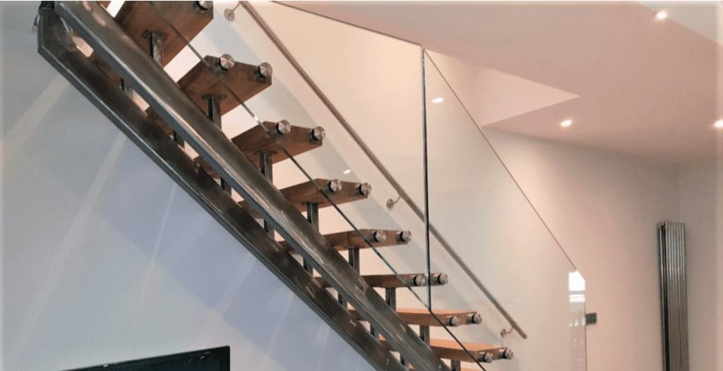 double-stringer-floating-stair-glass-rail-wood-treads-hardwood-flooring